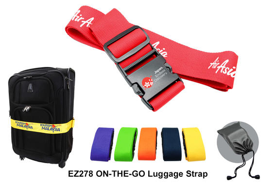 EZ278 ON-THE-GO Luggage Strap