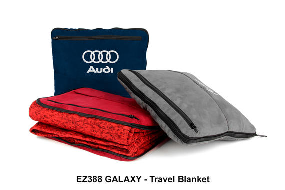 EZ388 GALAXY - Travel Blanket