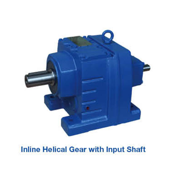 Gearbox - Output & Input Shaft