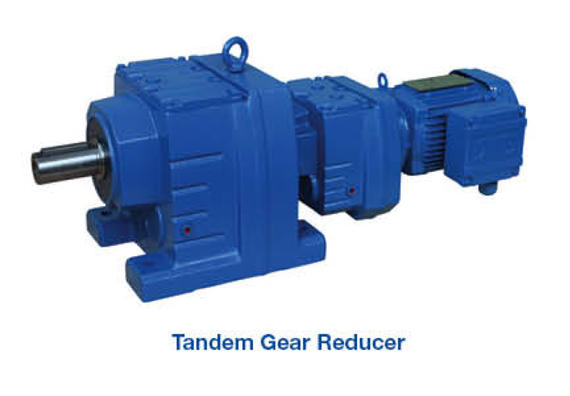 Gearbox - Tandem Configuration