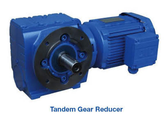 Gearbox - Output Flange & Shaft