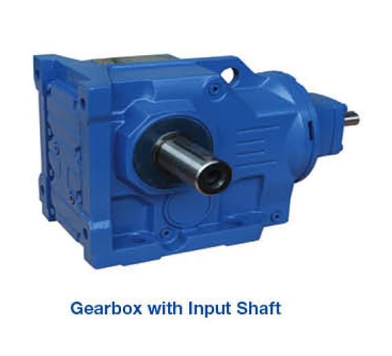 Gearbox - Output & Input Solid Shaft