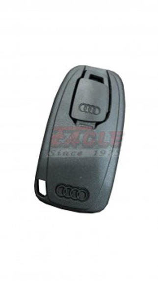 AUDEK000300 Audi Emergency Plastic Key HU66 For Smart Key