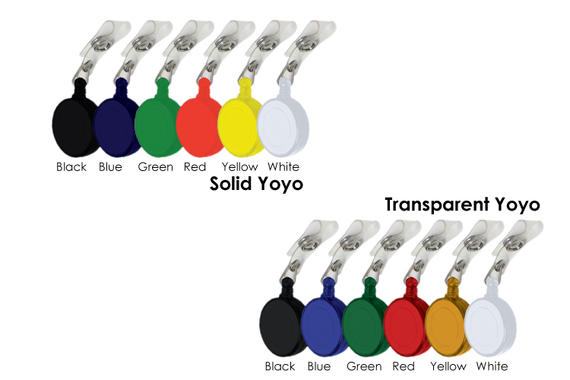 Solid Yoyo - Transparent Yoyo
