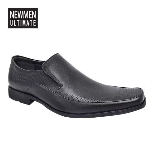 NEWMEN - Men Executive Shoe (MS 9209) Black