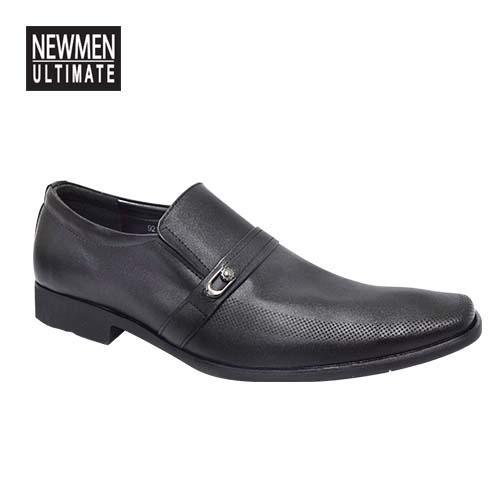 NEWMEN - Men Executive Shoe (MS 9210) Black