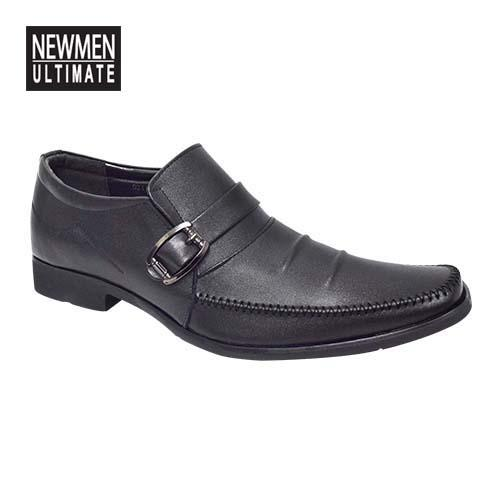 NEWMEN - Men Executive Shoe (MS 9211) Black
