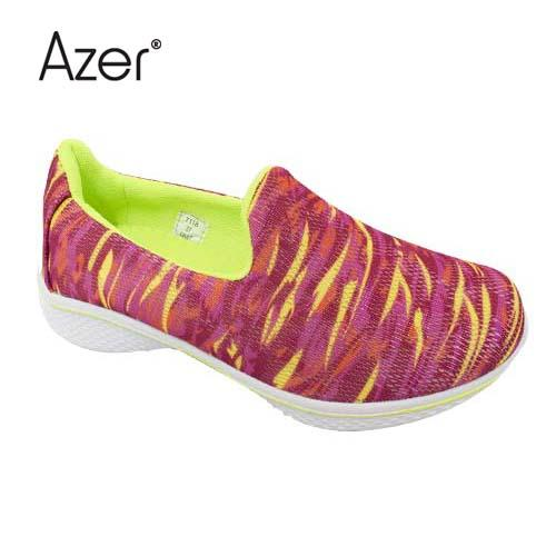 Azer Sport Shoe (S 7118-R/MINT) Red/Mint