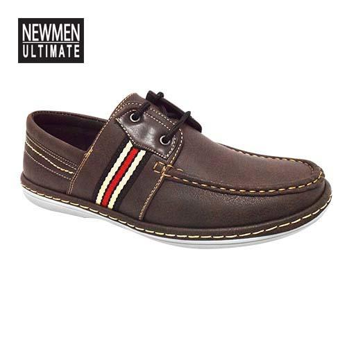 NEWMEN - Men Casual Shoe (MS 9205-CF) Coffee