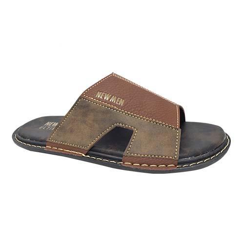 NEWMEN - Men Comfort Sandal (MA 532-BN) Brown