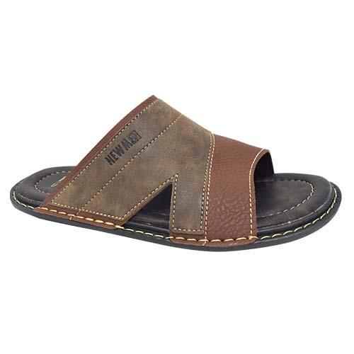NEWMEN - Men Comfort Sandal (MA 533-BN) Brown