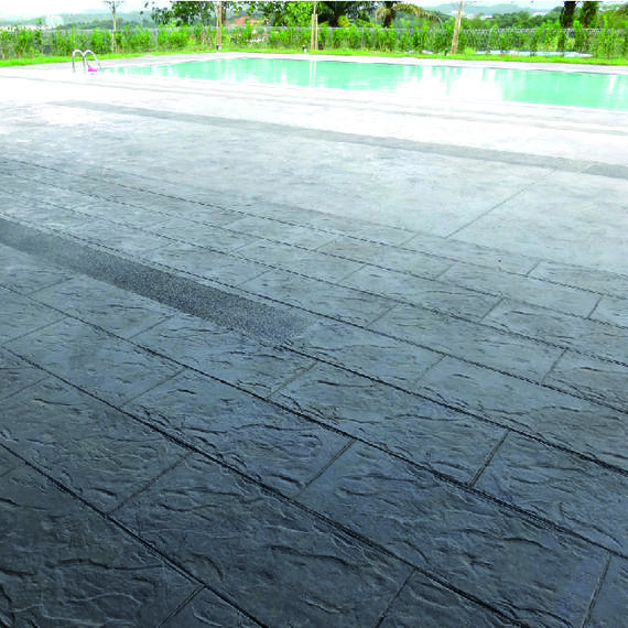 Decorative Stamped Concrete/Concrete Imprint