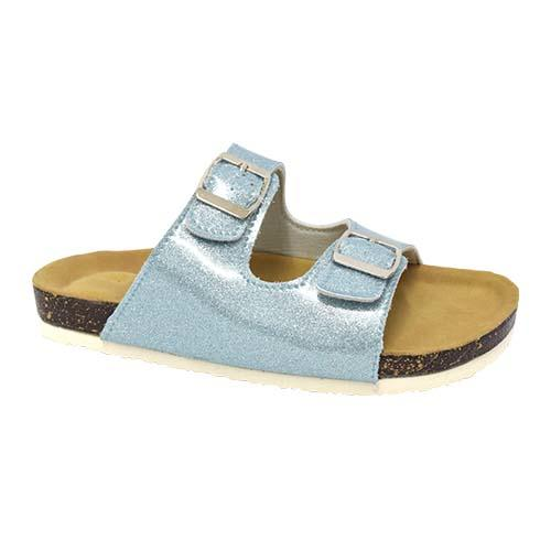 Salsa - Lady Casual Walk Sandal (66-62384 LGY) Light Grey