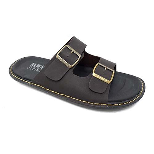 NEWMEN - Men Comfort Sandal (MA 3418-BN) Brown
