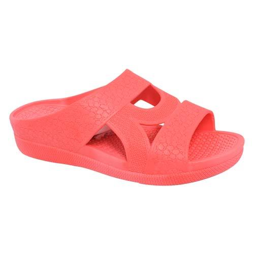 PVC Women Slipper (P 2567-R) Red