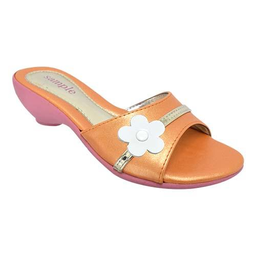 Aerokid - Kid Sandals Shoe (88-8021 OR) Orange