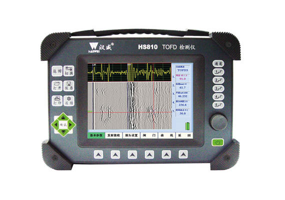 HS810 portable TOFD ultrasonic detector