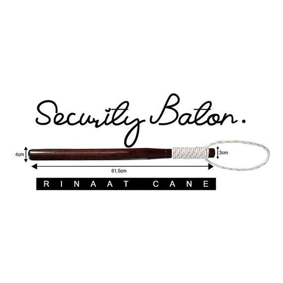 Security Baton/Cota