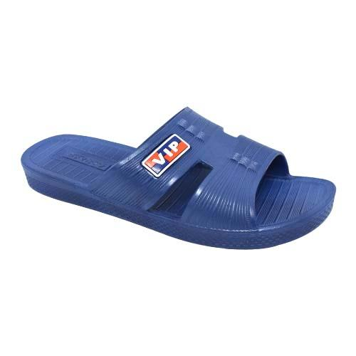 MEN PVC SLIPPER ( P 361-B) BLUE