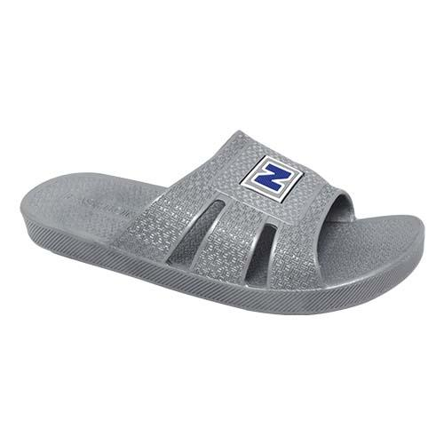 MEN PVC SLIPPER (P 1705-GY) GREY