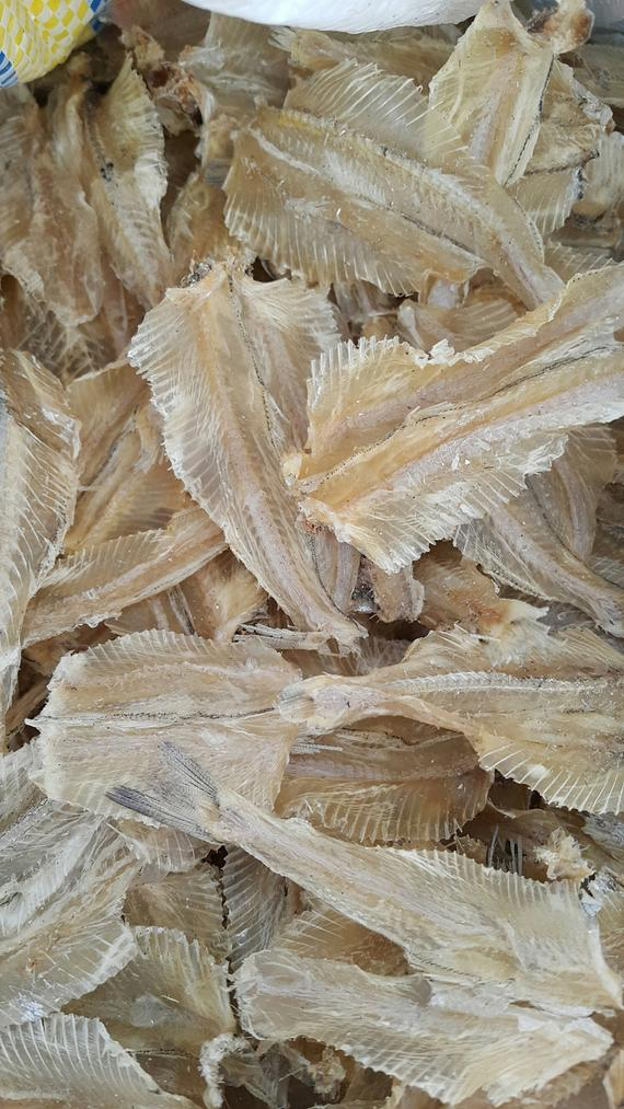 Dried Crystal Fish