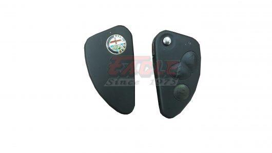 ALFKS000230 Alfa Romeo Flip Key Shell 3 button SIP22