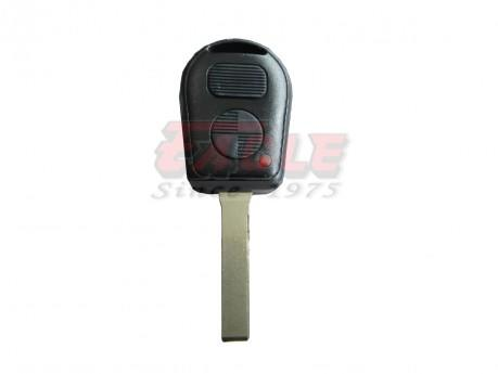 BMWKS000120 BMW 2B IR Remote Key 2 Track Casing Only