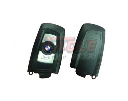 BMWSK000332 BMW F Series 2012 3 Button Remote Slot Key 434mhz (Comfort access)