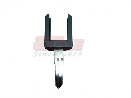 CHEKS000300 Chevrolet/Opel Remote Key Head HU46 (Long)