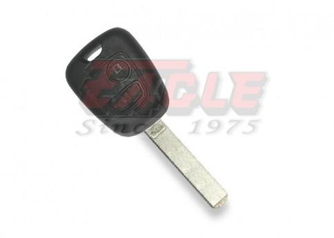 CITRK000322 Citroen C2 C3 2B Remote Key VA2 6554RE