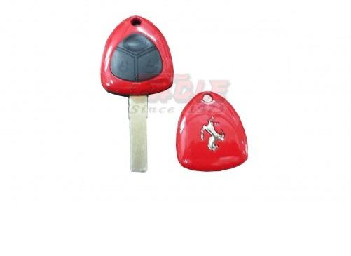 FERKS000130 Ferrari 3 button remote key shell only