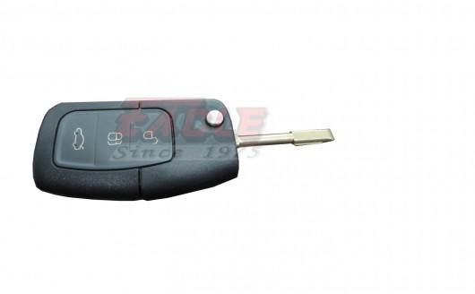 FORFK000232 Ford 3 Button Remote Flip Key FO21