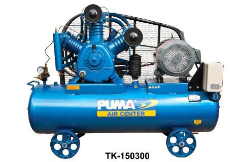 Puma Air Compressor BELT-DRIVE TWO STAGE -TK150300