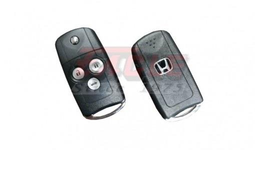 HONFK000130 Honda Accord 3B Flip Key Shell Only