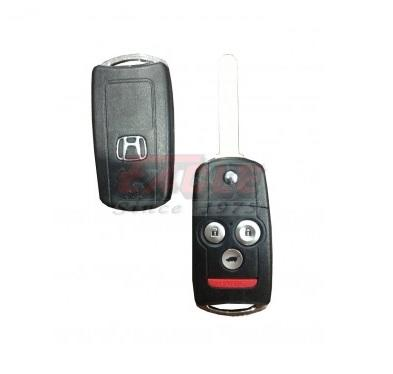 HONFK001131 Honda Accord 3B Genuine Flip Key with Panic Button