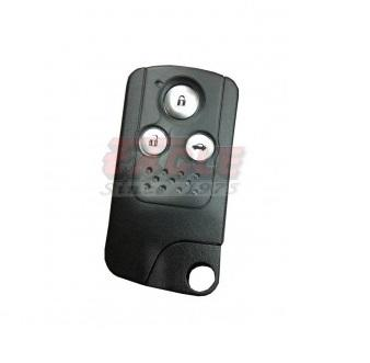 HONSK000130 Honda 3 Button Smart Remote Shell Only
