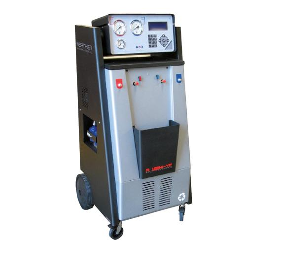 AC 1000 FULLY AUTOMATIC RECOVERY, VACUUM AND CHARGE UNIT