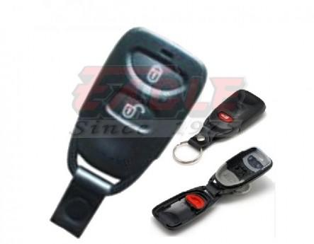 HYNKS000120 Hyundai 2+1 Button Remote Key Shell
