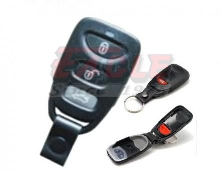 HYNKS000130 Hyundai 3+1 Button Remote Key Shell