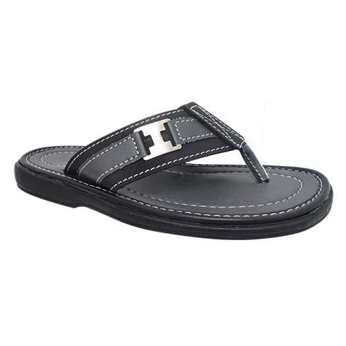NEWMEN - MEN SANDALS (MA 2208-BK) BLACK