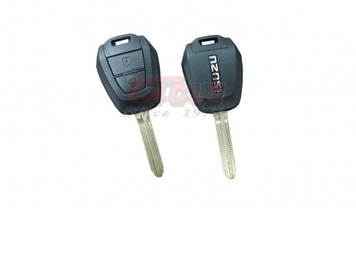 ISURK000222 Isuzu D-Max 2 Button Remote Key 433mhz 2013