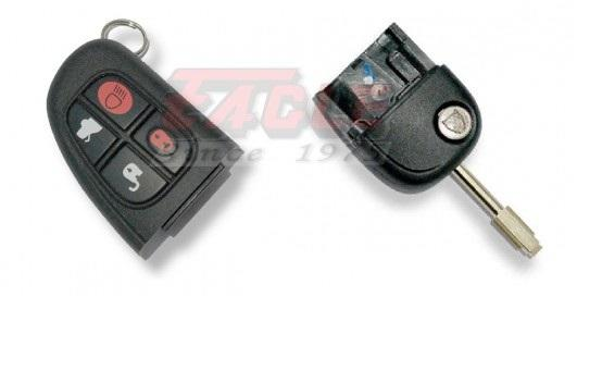 JAGFK000142 Jaguar 4 Button Remote Flip Key 434mhz
