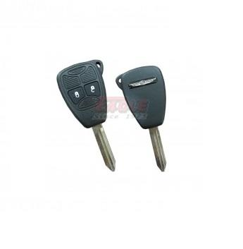 JEEKS000120 Jeep 2 Buttons remote key case