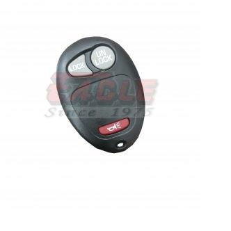 JEERK000231 Jeep Hummer H3 3 Buttons remote key 315mhz