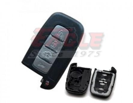 KIASK000140 Kia 4 Button Smart Remote Key Shell Only