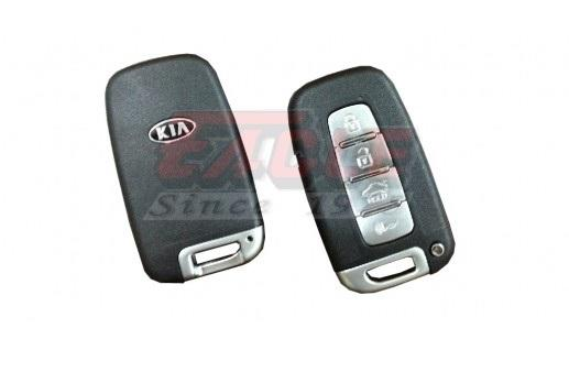 KIASK000142 Kia 4 Button Smart Remote Keyless Entry Transmitter