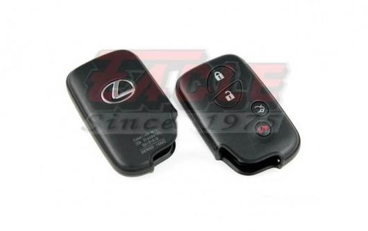 LEXSK000342 Lexus IS250 3+1 Button Smart Keyless Transmitter