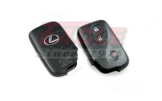 LEXSK000430 Lexus 2+1 Button Smart Key Shell