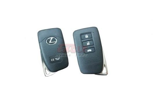 LEXSK000732 Lexus ES250 ES350 3 Button Smart Keyless Transmitter