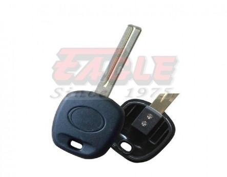 LEXTK000200 Lexus / Toyota Transponder Key Shell Chip Insertable TOY48
